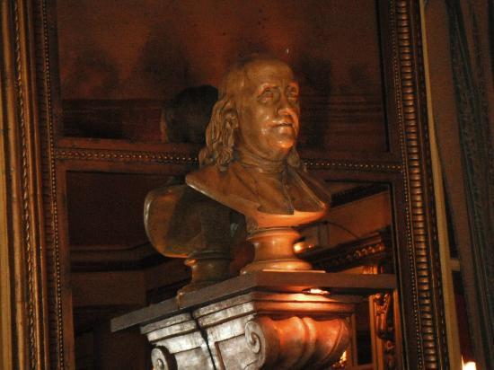 Salon Benjamin Franklin