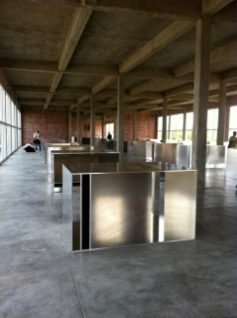 Chinati Foundation: Judd Aluminum