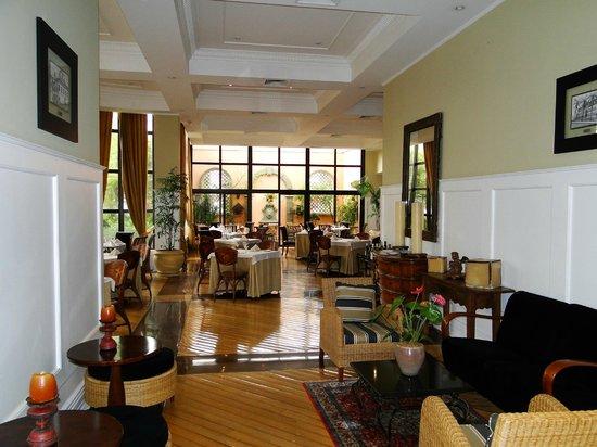 Pouso Alegre, MG: Restaurante