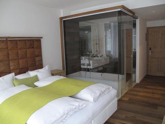 das MOOSER Hotel: Bedroom