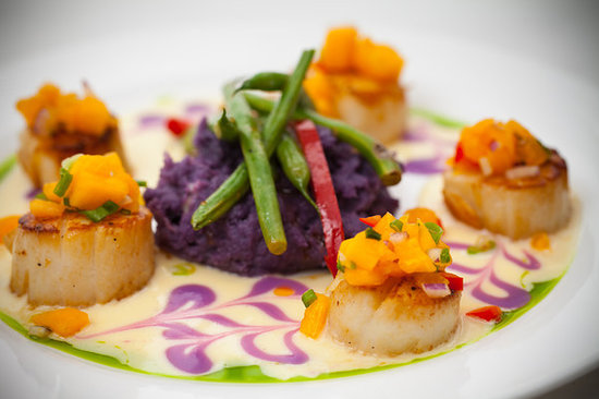 Jackie Rey's Ohana Grill: Try Our Beautiful Jumbo Scallops