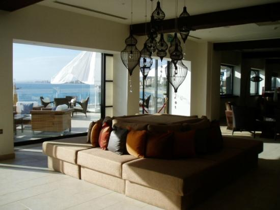 Arkin Palm Beach Hotel : hotel lobby