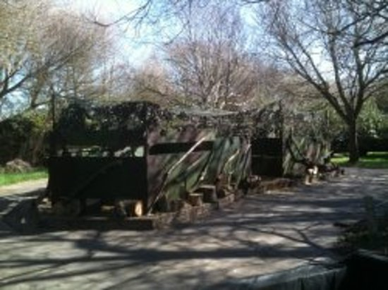 Battlefield Live Southport: Main Bunker