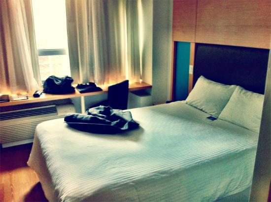Standard Room - Bond Place Hotel - taken with iPhone