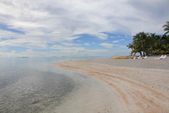 Tikehau Pearl Beach Resort The Pink Sand