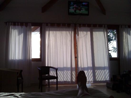 Hotel Manga Rosa: Habitacion