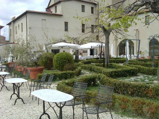 My dessert picture of la terrazza del chiostro pienza tripadvisor