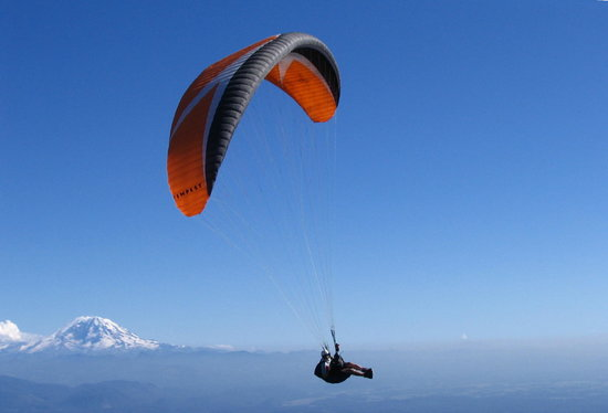 Parafly Paragliding