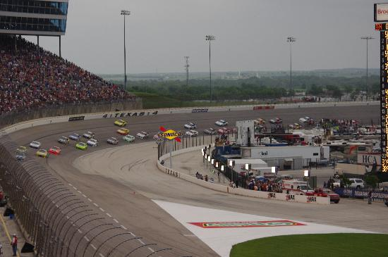 Ready Set Go Picture Of Texas Motor Speedway Fort Worth