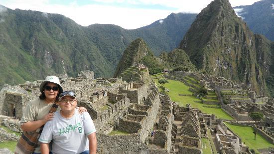 Intense Peru: Otra vista de Machupicchu- espectacular!