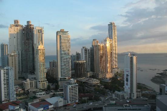 Radisson Decapolis Hotel Panama City: View from room