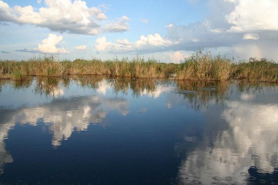Mazambala Island Lodge: river