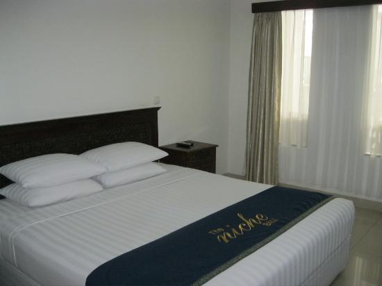 The Niche Bali : room