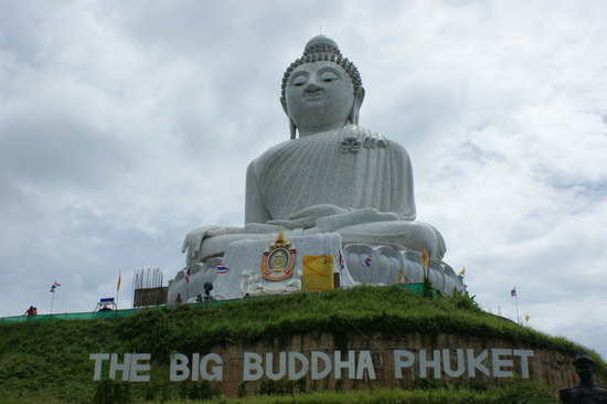 Chalong, Thaïlande : Big Buddha