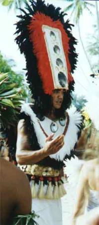 Tahiti Perles: Wedding official