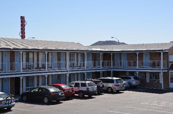 University Inn Tucson: 3