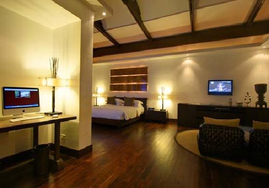 Abaca Boutique Resort : Garden Pool Villa - Room