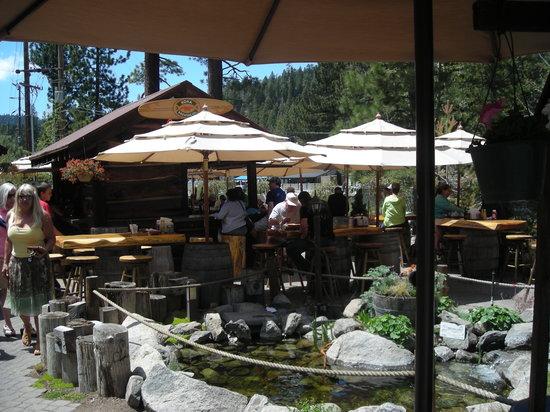 Bridgetender Tavern And Grill Tahoe City Menu Prices Restaurant Rev