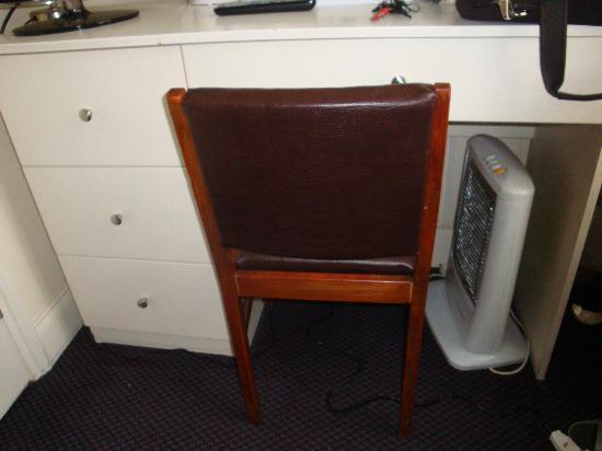 โรงแรมแกรนท์ลี่: scrivania