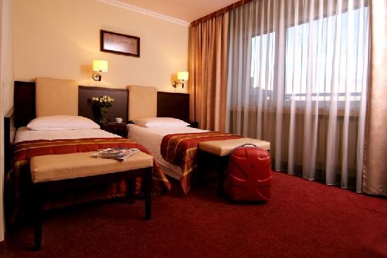 BEST WESTERN Hotel Felix: Twin Room