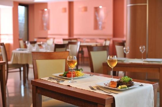 BEST WESTERN Hotel Felix: Restaurant