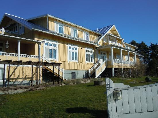 Boarding house Villa Felix in Västanfjärd on Kimito Island