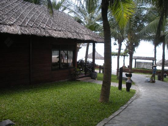 Ocean Star Resort: Бичфронт вилла