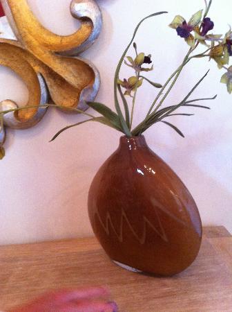 Hotel Leo: décoration florale