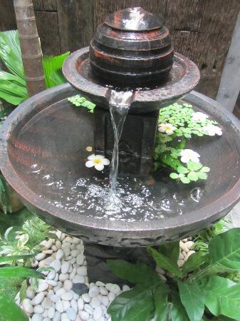 Hotel Richbaliz: Very Balinese