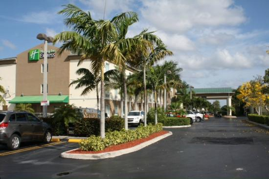 Holiday Inn Express Hotel & Suites Florida City : Hi Express Florida city