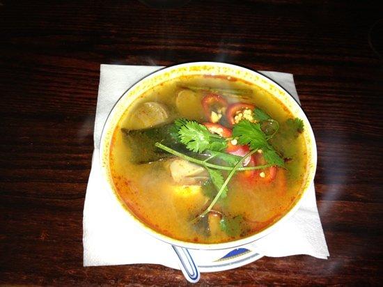 Rai D'Or: Tum Yum soup