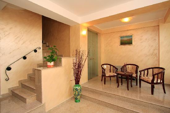 Cantemir Hotel: Lobby