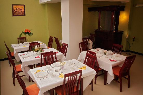 Cantemir Hotel: Restaurant