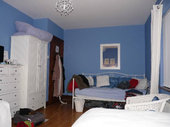J & J's Bed and Breakfast: chambre twin