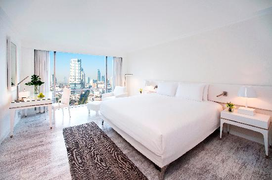 Pullman Bangkok Hotel G : New Deluxe Rooms