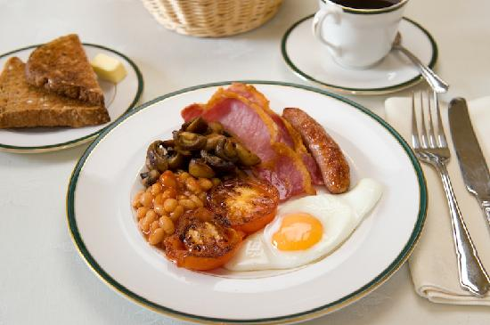 Beera Farmhouse: farmhouse breakfast