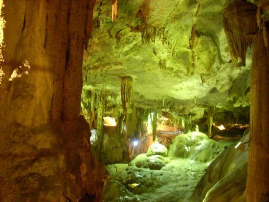 Grotte de Betharam : Espectacular