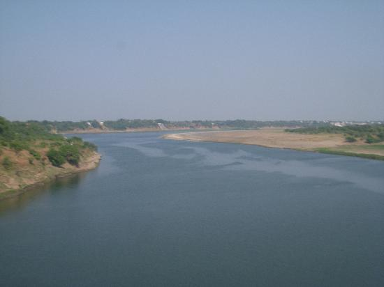 Sabarmati Riverfront : Sabarmati river