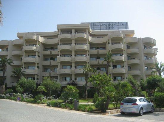 Protur Biomar Gran Hotel & Spa: Fachada