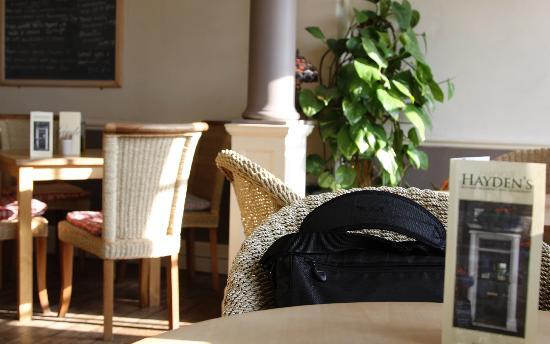 Hayden's: Breakfast room