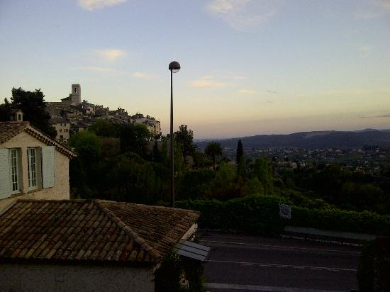 La Colombe D'Or: View from the Top