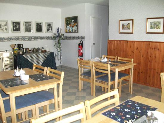 Haus Anna B&B: dining room