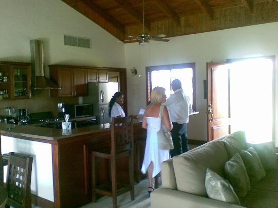 La Estancia Golf Resort : Ingresso
