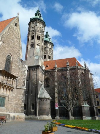 ‪Naumburg Cathedral‬