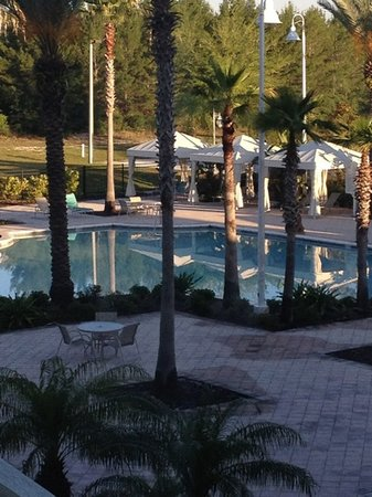 Monumental Hotel Orlando : view from room 212