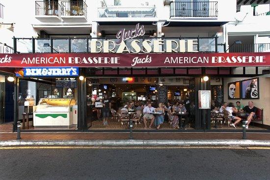Jacks American Brasserie Puerto Banus: Jacks Puerto Banus
