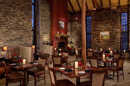 Glasbern Inn Restaurant : Main Dining Room