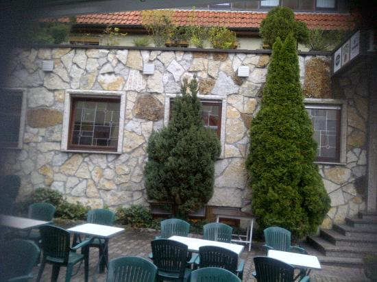 Hotel Restaurant Linde: restaurant