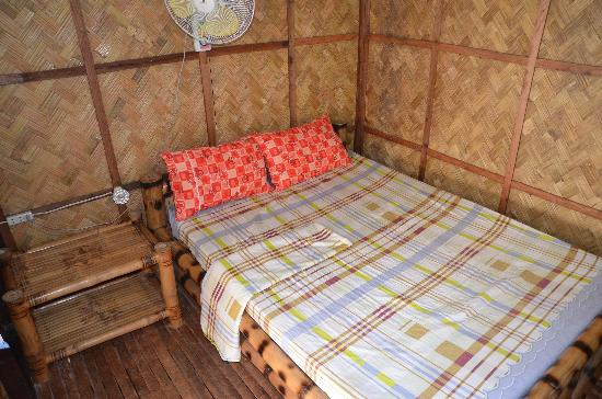Coron Backpacker Guesthouse: 380peso