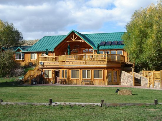 Уэллс, Невада: Our luxurious lodge